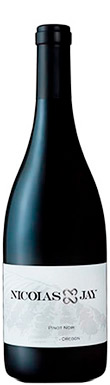 Nicolas-Jay, Bishop Creek Pinot Noir, Willamette Valley