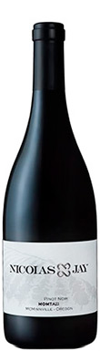 Nicolas-Jay, Momtazi Vineyard Pinot Noir, Willamette Valley