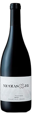 Nicolas-Jay, Nysa Vineyard Pinot Noir, Willamette Valley