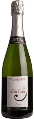 Nicolas Maillart, Platine, Champagne, France