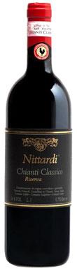 Nittardi, Riserva, Chianti, Classico, Tuscany, Italy, 2007