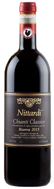 Nittardi, Riserva, Chianti, Classico, Tuscany, Italy, 2015