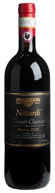 Nittardi, Riserva, Chianti, Classico, Tuscany, Italy, 2010