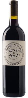 Notary Public, Cabernet Sauvignon, Santa Barbara County