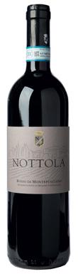 Nottola, Rosso di Montepulciano, Tuscany, Italy, 2016