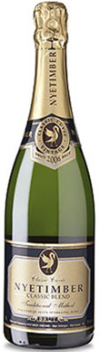 Nyetimber, Classic Cuvée, West Sussex, England, 2004