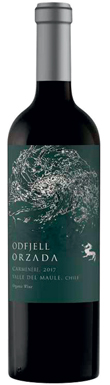 Odfjell, Orzada Carmenère, Cauquenes, Maule Valley, 2017