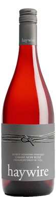 Okanagan Crush Pad, Haywire Secrest Mountain Gamay Noir