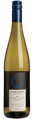 O'Leary Walker, Clare Valley, Riesling, 2013