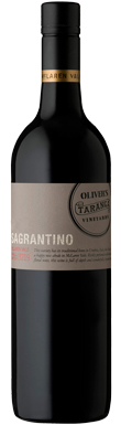 Oliver's Taranga Vineyards, Small Batch Sagrantino, McLaren
