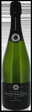 Olivier Père & Fils, Signature Brut, Champagne, France