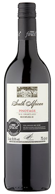 Tesco, Origin Wine, Finest* South African Pinotage, 2016