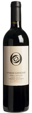 O'Shaughnessy, Napa Valley, Howell Mountain, Cabernet