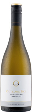 Outlook Bay, Chardonnay, Hawke's Bay, Nuova Zelanda, 2018