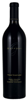 Outpost, True Vineyard Cabernet Sauvignon, Napa Valley