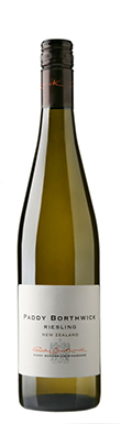 Paddy Borthwick, Riesling, Wairarapa, New Zealand, 2014