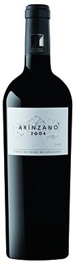 Pago de Arínzano, Gran Vino, Navarra, Spain, 2004