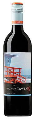 Pali Wine Co, Tower 15 Petite Syrah, California, USA, 2012