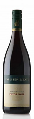 Palliser Estate, Pinot Noir, Martinborough, Wairarapa, 2014
