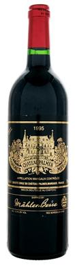 Château Palmer, Margaux, 3ème Cru Classé, Bordeaux, 1995