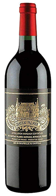 Château Palmer, Margaux, 3ème Cru Classé, Bordeaux, 2018