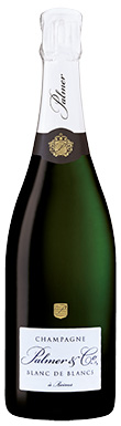 Palmer & Co, Blanc de Blancs, Champagne, France