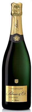 Palmer & Co, Brut, Champagne, France, 2009