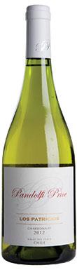 Pandolfi Price, Los Patricios Chardonnay, Itata Valley, 2012