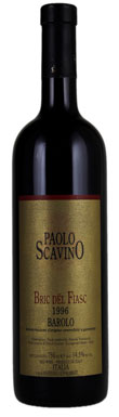 Paolo Scavino, Bric dël Fiasc, Barolo, Piedmont, Italy, 1996