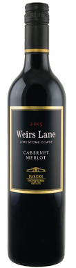 Parker, Weirs Lane Cabernet-Merlot, Limestone Coast, 2015