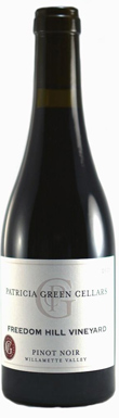 Patricia Green, Freedom Hill Pinot Noir, Willamette Valley