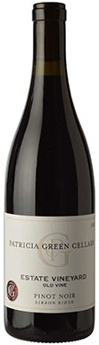Patricia Green, Estate Old Vine Pinot Noir, Willamette