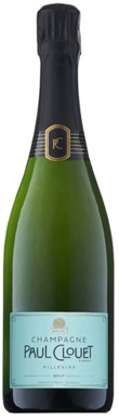Paul Clouet, Brut, Champagne, France, 2008