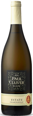 Paul Cluver, Estate Chardonnay, Elgin, South Africa, 2017