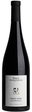 Paul Ginglinger, Les Rocailles Pinot Noir, Alsace, 2016