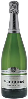 Paul Goerg, Blanc de Blancs Brut Premier Cru, Champagne