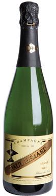 Paul Herard, Blanc de Noirs Brut, Champagne, France