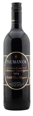 Paumanok, Tuthills Lane Vineyard Cabernet Sauvignon, North