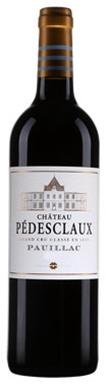 Château Pédesclaux, Pauillac, 5ème Cru Classé, 2018