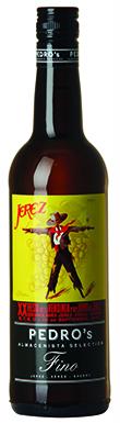Pedro's, Almacenista Selection Fino, Fino, Jerez, Spain