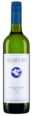 Pegasus Bay, Waipara Valley, Sauvignon Blanc-Sémillon, 2012