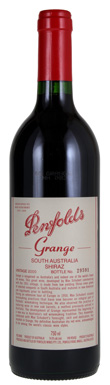 Penfolds, Grange, Barossa Valley, South Australia, 2000