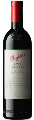 Penfolds, RWT Bin 798 Shiraz, Barossa Valley, 2017