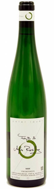 Peter Lauer, Fass 2 Ayler Riesling, Mosel, Germany, 2018