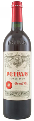Petrus, Pomerol, Bordeaux, France, 2000