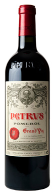 Petrus, Pomerol, Bordeaux, France, 2008