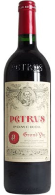 Petrus, Pomerol, Bordeaux, France, 2016