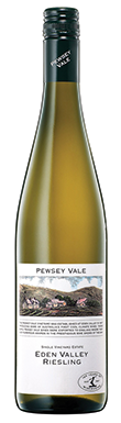 Pewsey Vale, Eden Valley, Riesling, South Australia, 2014