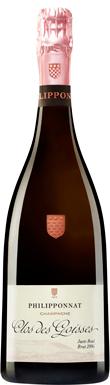 Philipponnat, Clos des Goisses Jus Rosé, Champagne, 2006