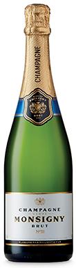 Philizot et Fils, Veuve Monsigny Brut, Champagne, France